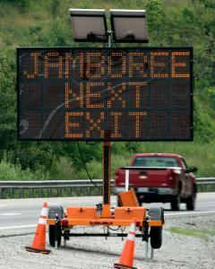 Jamboree Exit