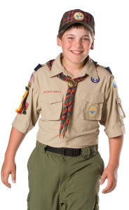 How to star wear scout uniform forecast to wear in autumn in 2019