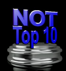 Not Top 10